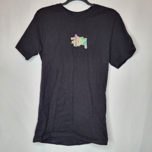 Vintage Stussy Logo Holographic T-Shirt